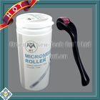 Skin Care Derma Roller microneedle therapy system for Wrinkles Scars Acne