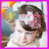 top baby headband flower headband Ly0037 hair ornaments