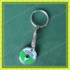 Iron cool design keychain