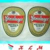 print drink beer label