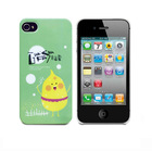 Blue cute phone cover for pantech