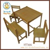 Child Wooden Table and chair Set