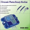 Digital beauty machine, massage beauty machine
