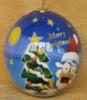christmas ball,paper christmas ball,foam christmas ball