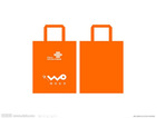 2012 popular non woven shopping bag for promotional