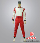 2012 new design 2 layer one piece fireproof auto racing suits L size