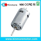 24V Automotive Mini Air Pump Motor,Electrical Train Model Motor With 52*85mm Housing(RS-997SHC2J2-6026)
