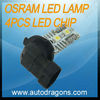 Osram Chip Car LED Fog Light Red Yellow White