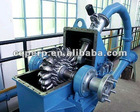 Maximum output Good stability Pelton turbine
