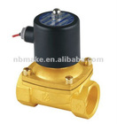 2W400-40 NC Brass Water Solenoid Valve/ 2 Way water solenoid valve