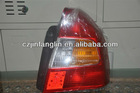 tail lamp for hyundai accent'2000
