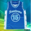 custom sublimated basketball jersey