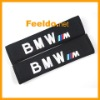 Car Truck Seat Belt Protector Embroidered Safety Shoulder Cover pads for M(FD-SBC-M)