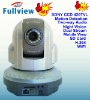 IP-A-H106W----H.264 WIFI SONY CCD 420TVL Indoor Pan Tilt wireless ip security camera