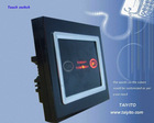 PLC/X10 Touch Screen Fluorescent Lamp Switch(Max1500W)