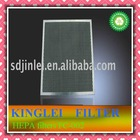 Active carbon filter is use to clean machine aluminum frame