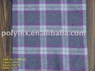 100% Polyester Fabric/Yarn dyed Woven Fabric