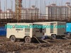 High Pressure Trailer Air Compressor