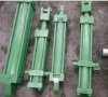 double-acting piston hydraulic cylinder