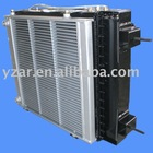 engineering machinery oil radiator