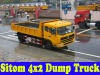 SITOM 4x2 6 Tons Dump Truck for sale