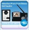 """2.4"""" Wireless video door phone"""