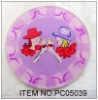 glass coaster promotional coaster/glass cup coaster Tempered Glass Coaster Glass Coaster Set Printed Glass Coaster cup pad