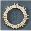 top honda motorcycle paper based clutch friction plates