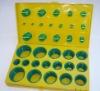 386pcs metric SILICON rubber o-ring assortment kit