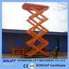 scissor lift platform with 1.5tons