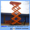 scissor lift platform with 1.5tons