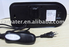 2012 hot sale electirc remote-controller air bed pump