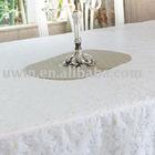 100% Vinyl Lace Table Cloth,PVC tablecloth - Helen Li