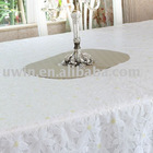 100% Vinyl Lace Table Cloth,PVC tablecloth - Helen Li