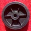 4inch plastic wheel