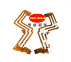 NEW Video Camera Repair Parts For Sony HDR-UX7 UX7 LCD Flex Cable