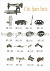 Household Sewing Machine Spare parts
