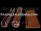 WPC (wood plastic composite) extrusion dies for ceiling grid handing