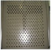 stainless steel perforated sheet/plate
