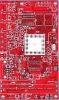 red pcb board