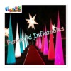 LED decorative night inflatable light cone lamp for event (cone-143)