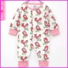 high quality cotton cute unsix baby sleeping clothes