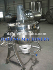 tilting with scrape agitator gas heating jacketed kettle