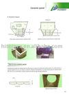Ceramics Panel/Ceramics Liner/Ceramics Rubber Liner