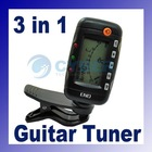 3 in 1 digital guitar tuner