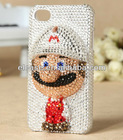 New bling 3D crystal case for iphone5