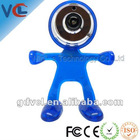 USB 30.0M Webcam Camera Web Cam With Mic for Desktop PC