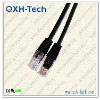 Colorful UTP Cat5e patch series cable