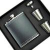 promotional hip flask set