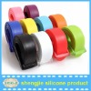 Candy Color Silicone Belt